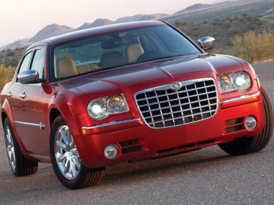 Chrysler 300 Dub Edition Crossroads Jeep Dodge